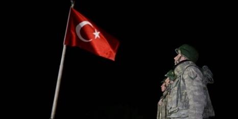 Türkiye'nin asıl amacı: Sınırı genişletmek