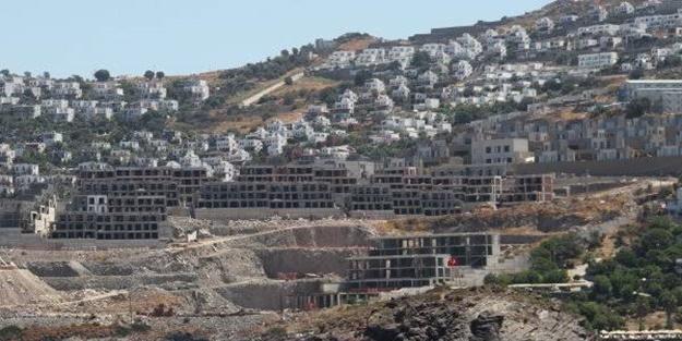Sahillerde imar belgesi iptal edilen yapı sayısı 447 oldu