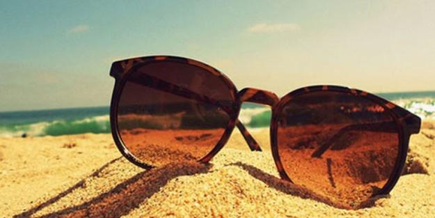 Sahte güneş gözlüğü kullananlar dikkat!