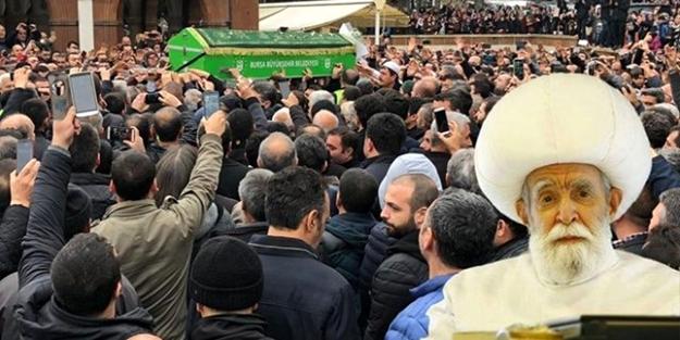 Sahte peygamber Evrenosoğlu'nun defnedildiği mezarlıkta talep patlaması! Belediye satışları durdurdu