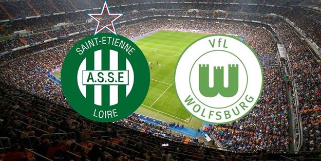 Saint-Etienne Wolfsburg maçı ne zaman saat kaçta hangi kanalda? UEFA Avrupa Ligi I Grubu