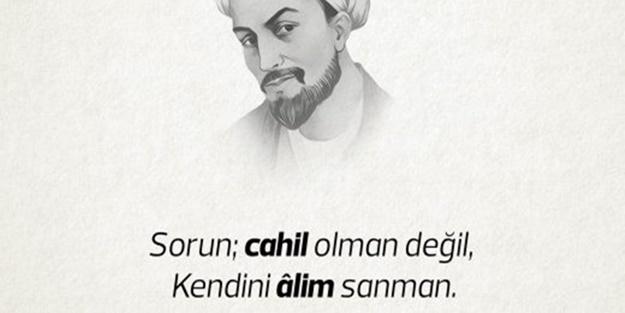 Şair Sadi Şirazi'den anlamlı sözler
