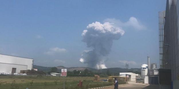 Sakarya Hendek'te havai fişek fabrikasındaki patlamada son durum ne?