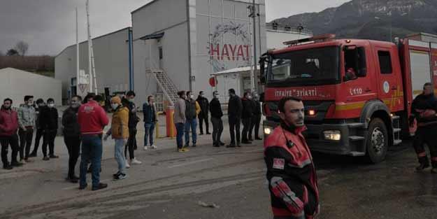 Sakarya ve Eskişehir'de peş peşe patlama sesleri
