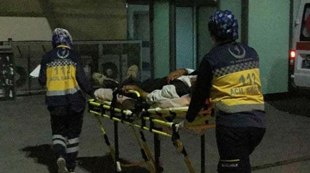 Sakarya'da düğün konvoyundan ateş edildi: 7 fındık işçisi yaralandı