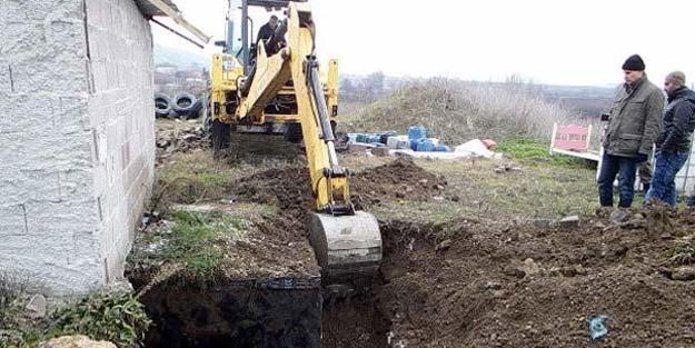 Sakarya'da ele geçirildi… Toprağın altına gömmüşler