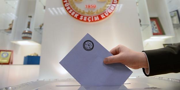 Sakarya'da kesin aday listesi açıklandı