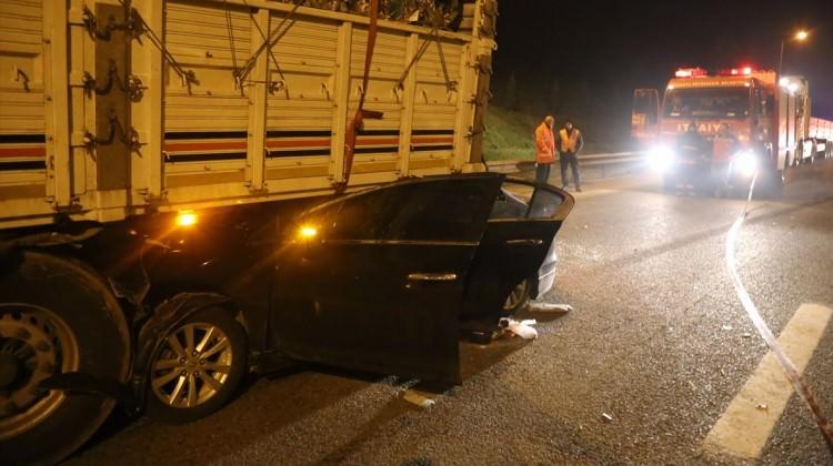 Sakarya'da korkunç kaza: Ölü ve yaralılar var!