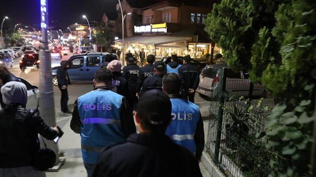 Sakarya'da 'Şehit Safitürk Huzur 54' asayiş uygulaması