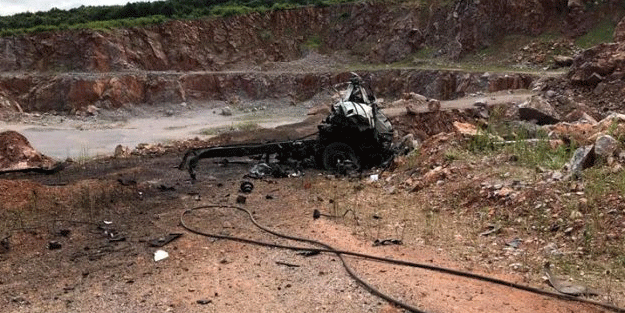 Sakarya'daki patlamada şehitlerin kimlikleri belli oldu! Üç kente şehit ateşi düştü