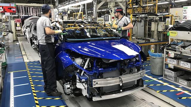 Sakarya'dan 131 ülkeye otomotiv satışı