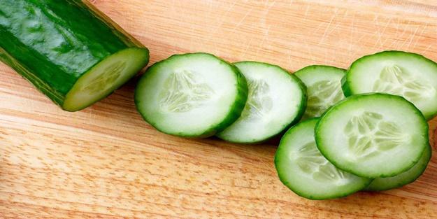 Salatalığın 5 önemli faydası!