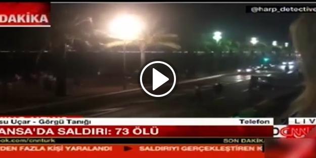Saldırı sonrası CNNTürk'te skandal ifadeler