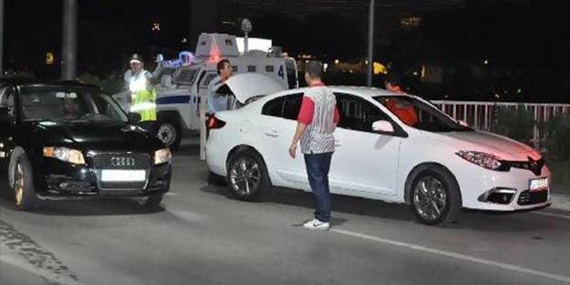 Saldırı sonrası İzmir de alarma geçti!
