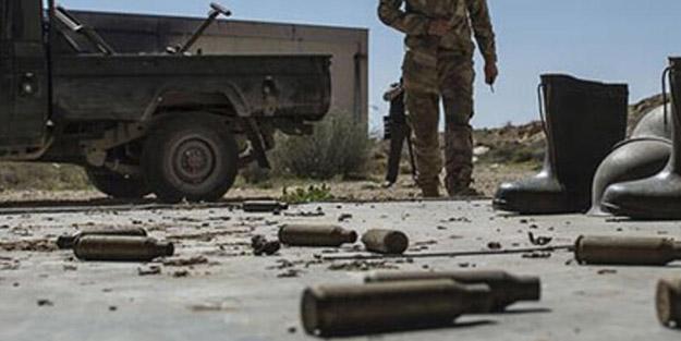 Saldırıya geçen Hafter milisleri bozguna uğradı! Çok sayıda ölü var
