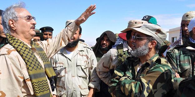 Şam'a adeta karargah kurdular! Hafter'den önce o isim de rejimle bir araya gelmiş