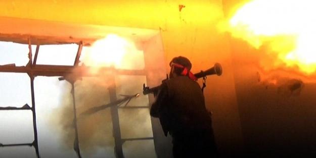 Şam'da çatışmalar sürüyor, muhalifler ilerliyor
