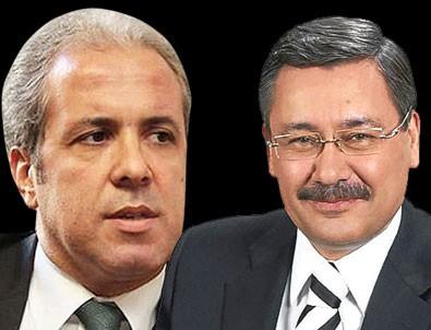 Şamil Tayyar ve Melih Gökçe canlı yayında iddiaya girdi