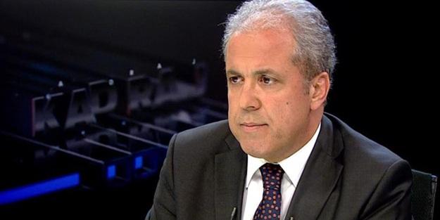 Şamil Tayyar'dan olay sözler: Artık kendisine düşen görev istifa etmesidir