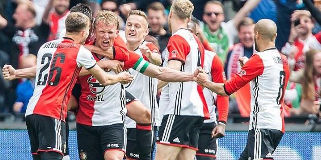 Şampiyon Feyenoord oldu