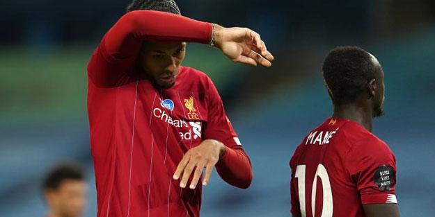 Şampiyon Liverpool'a sıfır çektirdiler