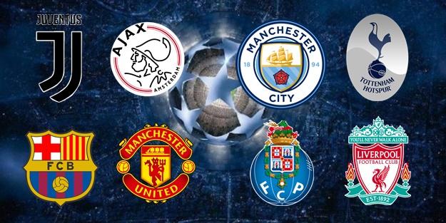 Şampiyonlar Ligi çeyrek final rövanş maçları ne zaman? Şampiyonlar Ligi maçları