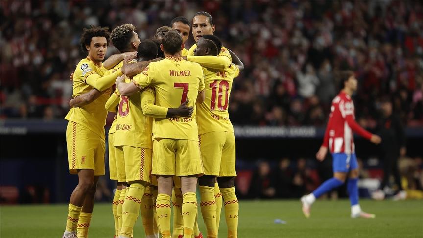 Şampiyonlar Ligi'nde gecenin sonuçları: Liverpool 3'te 3 yaptı