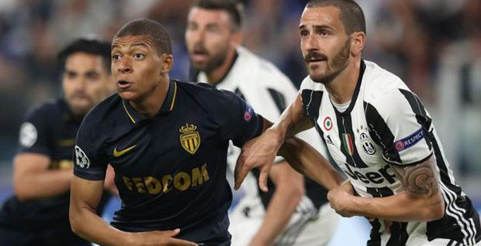 Şampiyonlar Ligi'nde ilk finalist Juventus oldu