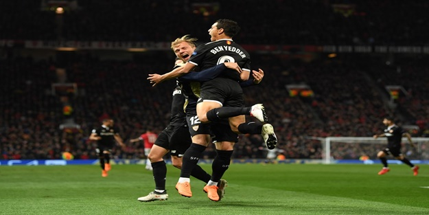 Şampiyonlar Ligi'nde Manchester United'a Sevilla darbesi!