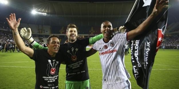 Şampiyonlar Ligi'nden 'Beşiktaş' paylaşımı