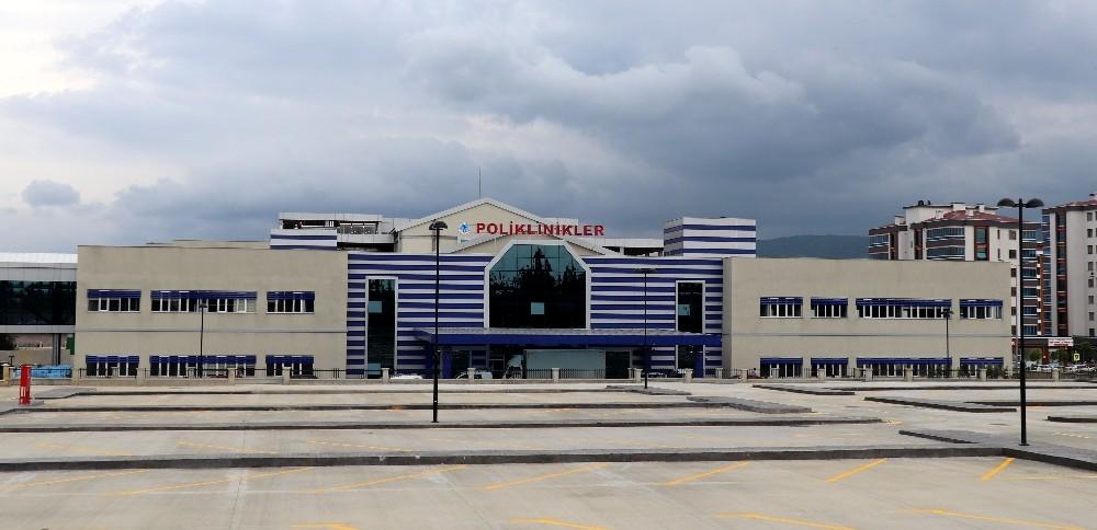 Samsun Eğitim ve Araştırma Hastanesi yeni poliklinik binası 22 Haziran Pazartesi açılıyor