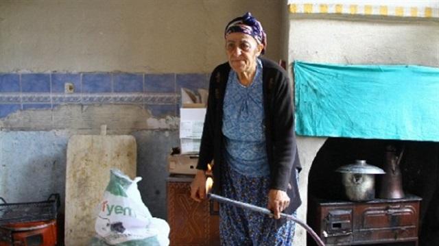 Samsun'da 26 yıldır ısınmaya para vermiyor