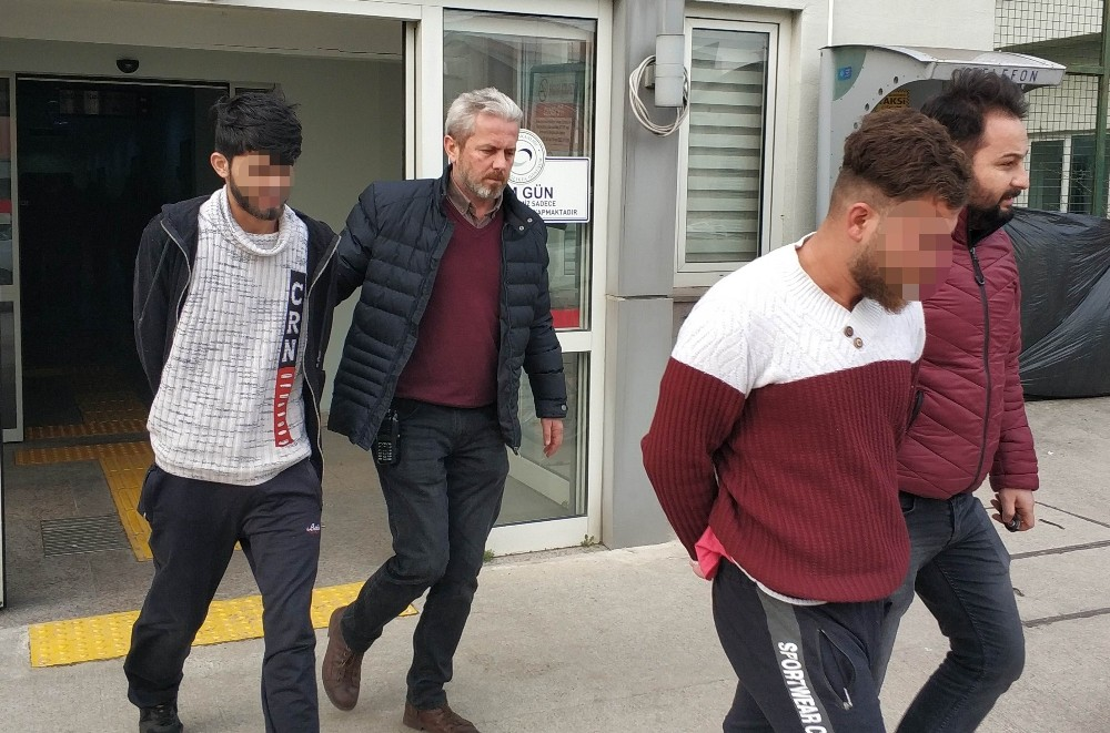 Samsun'da çöp konteynerlerinde bulunan parçalanmış cesetle ilgili 12 gözaltı