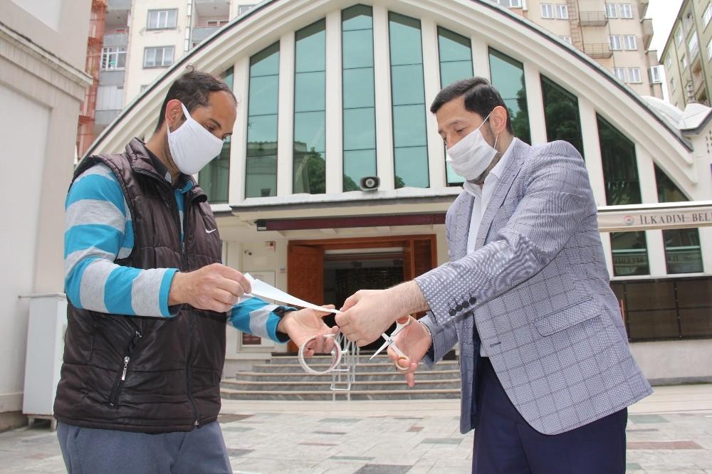 Samsun'da cuma namazı kılınacak yerler belirlendi