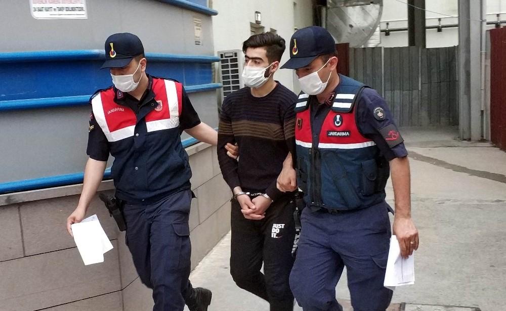 Samsun'da HTŞ operasyonunda gözaltına alınan 1 kişi tutuklandı