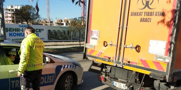 Samsun'da zincirleme trafik kazası: Yaralılar var