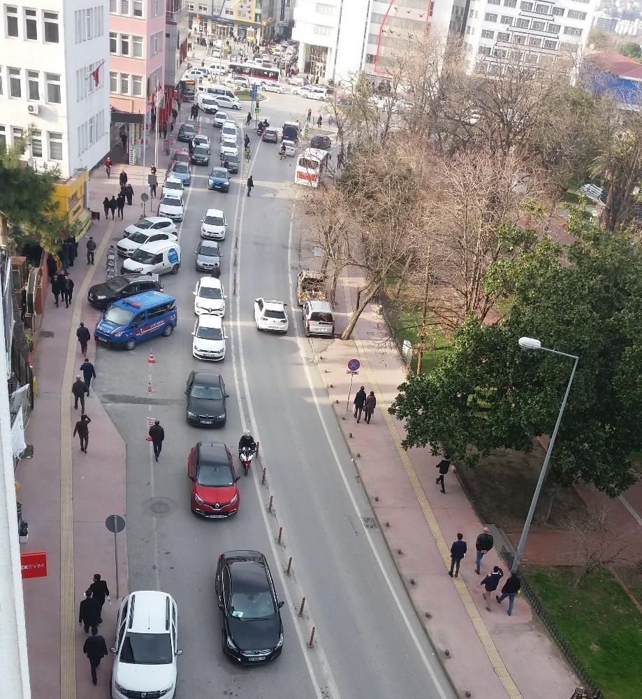 Samsun'daki araç sayısı 1 yılda 7 bin 305 arttı