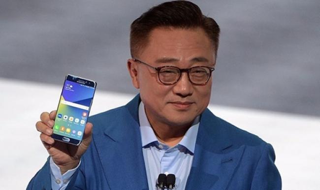 Samsung CEO'sundan tarihi itiraf geldi!