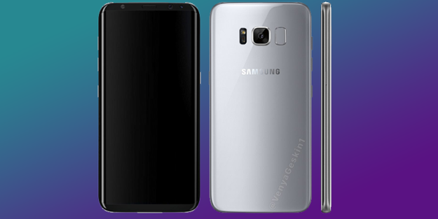 Galaxy S8'in satış fiyatı sızdırıldı!