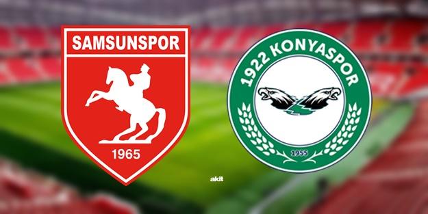 Samsunspor 1922 Konyaspor maçı ne zaman, saat kaçta, hangi kanalda?