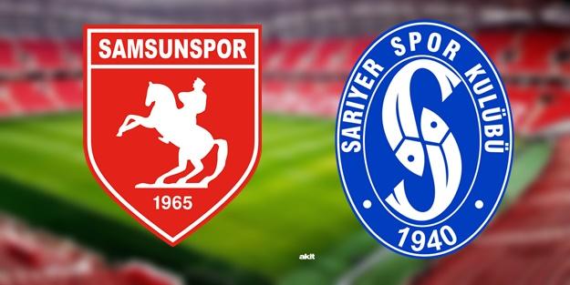 Samsunspor Sarıyer maçı ne zaman? Maç saat kaçta hangi kanalda? TFF 2. Lig 15. hafta