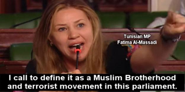 San Francisco'lu isim Mursi'yi övdü, Tunuslu vekil duaya bile tahammül edemedi!