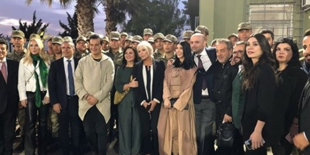 Sanatçılardan ağzı bozuk KK'ya tokat gibi cevap: Sen de YPG'ye git!