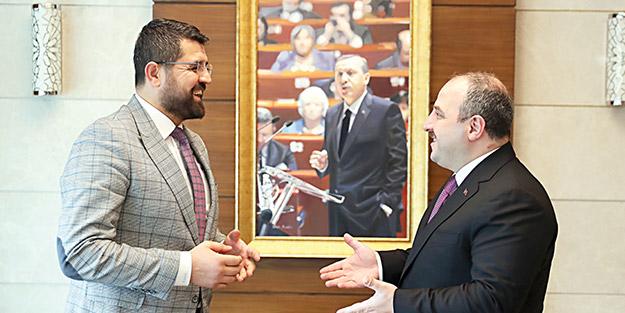 Sanayi ve Teknoloji Bakanı Mustafa Varank Yeni Akit'e konuştu: Yerli otomobili halkın yüzde 97,6'sı destekliyor