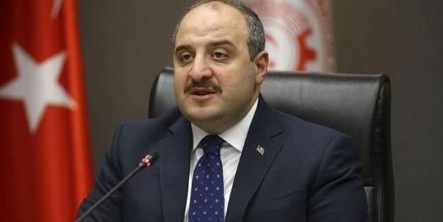 Sanayi ve Teknoloji Bakanı Mustafa Varank'tan önemli açıklama! 'Bugün kalıcı üs kuruyoruz'