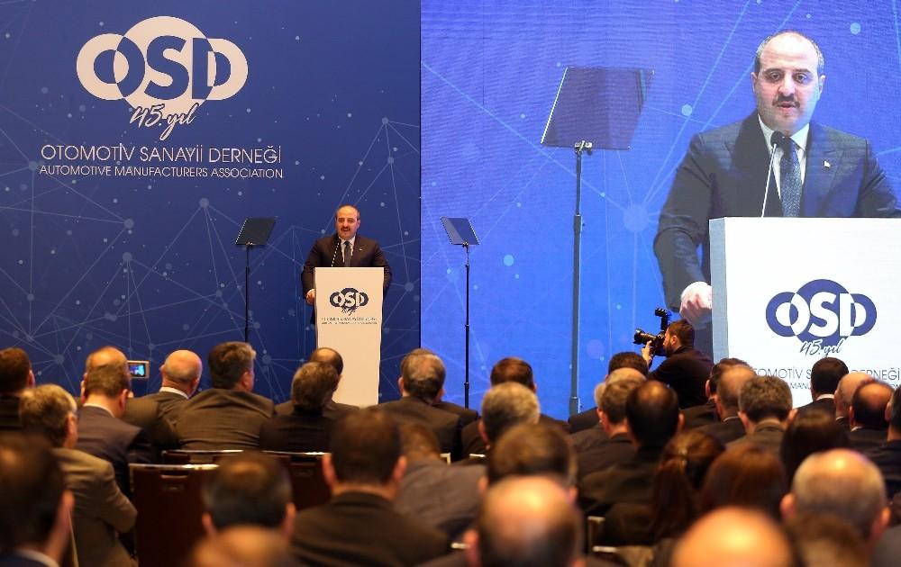 """Sanayi ve Teknoloji Bakanı Varank: """"Hedefimiz; yüksek teknolojiye geçişi doğru metodla sağlamak"""""""