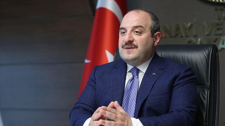 Sanayi ve Teknoloji Bakanı Varank: İmalat PMI endeksi Şubat 2018'den beri en yüksek değerde