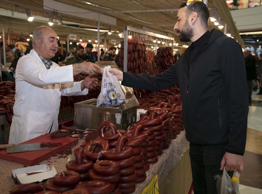 SANKO ParK'ta yöresel ürün günleri