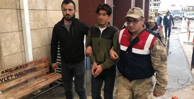 Şanlıurfa Akçakale'de, DEAŞ ve PKK'lı 3 terörist enselendi