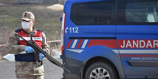 Şanlıurfa'da 79 adreste karantina uygulanıyor